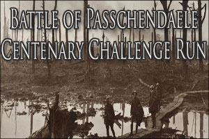 Passchendaele Centenary Run