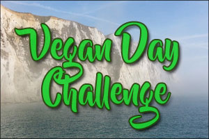 World Vegan Day  Challenge