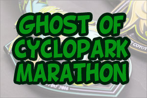 Cyclopark Ghost Marathon