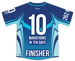 10 Marathons in 10 Days - Click Here to Find Out More!