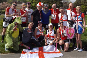 St George's Day Marathon